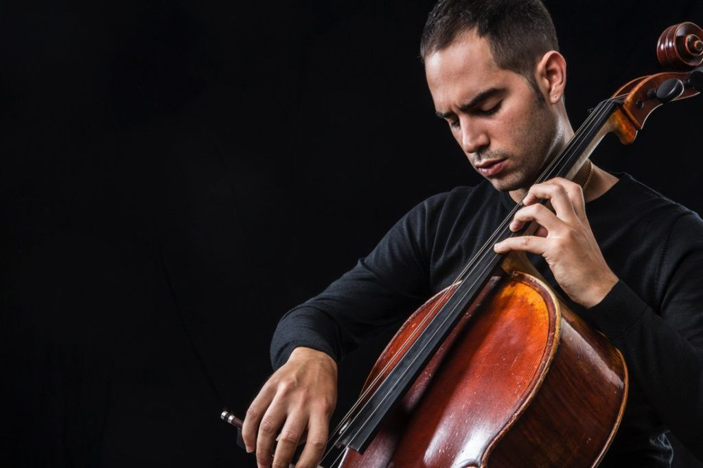 Guillermo Pastrana · Violonchelista | Cellist | Official Web Site